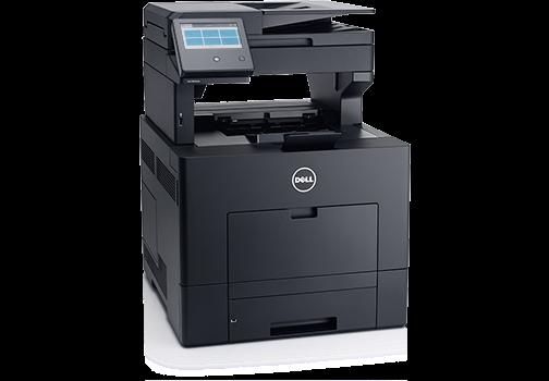 dell printer not printing